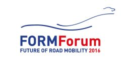 FORM Forum 19th October 2016